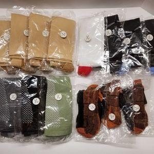 Accessories - Compression Socks 14 Pair Assorted Bundle Size S/M